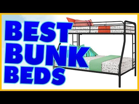 10 Best Bunk Bed Reviews 2017