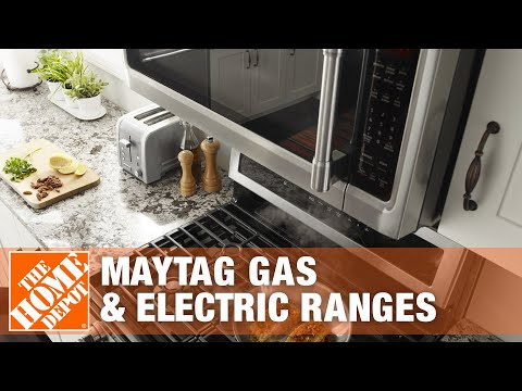 Maytag Gas & Electric Ranges