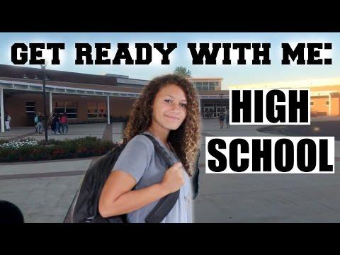 GRWM: First Day Of High School