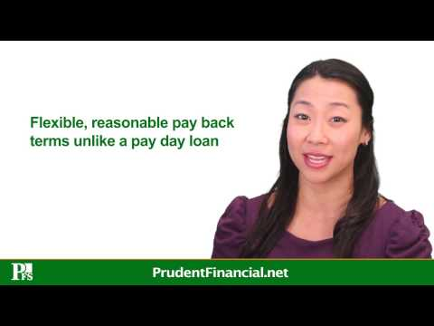 Bad Credit Loans: Prudent Financial Services Ontario