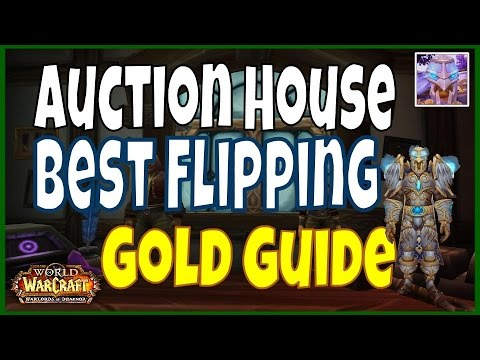 WoW Auction House Gold Guide 6.2.3: How to Make Tons of Gold - No Farming - No Professions