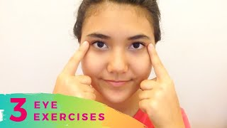 Eye Exercises To Improve Your Vision Naturally Chinese Wellbeing