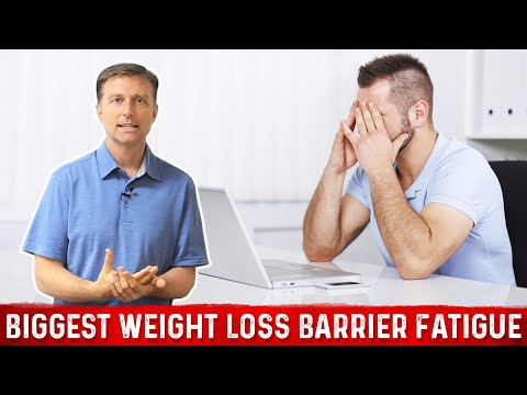 The Biggest Weight Loss Barrier: FATIGUE!