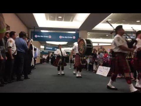 Veterans return home from Honor Flight Washington, D.C. trip