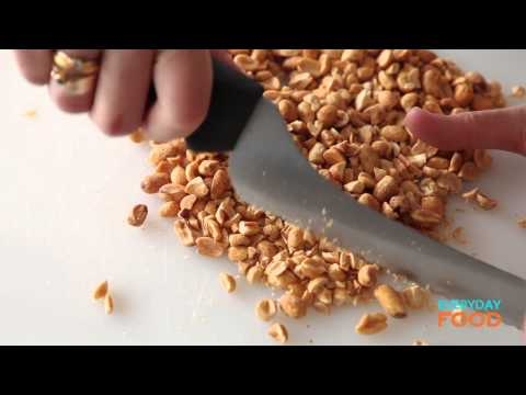 Salted Peanut Bars | Everyday Food with Sarah Carey