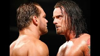 10 Epic Wrestling Staredowns (That Never Went Anywhere)