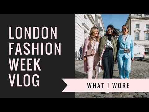 London Fashion Week 2018 Vlog