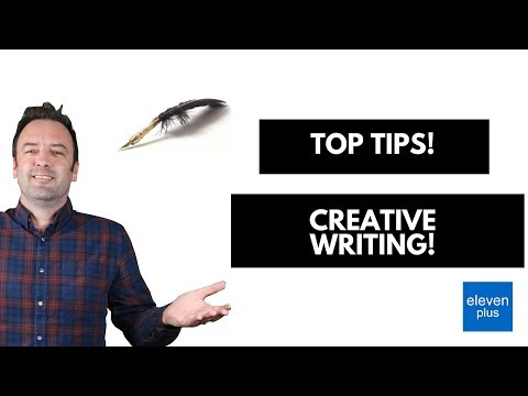Top tips for creative writing - The Eleven Plus Tutors in Essex
