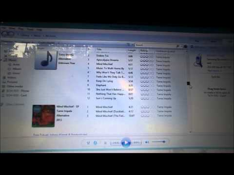 HOW TO SYNC ITUNES SONGS TO YOUR PHONE  on WIN 8/8.1 (Android Users or to all other Smart Phones)