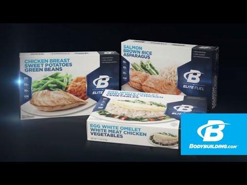 B-Elite Fuel Healthy Meals - Bodybuilding.com
