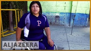 🇬🇹 Guatemala: A disabled women