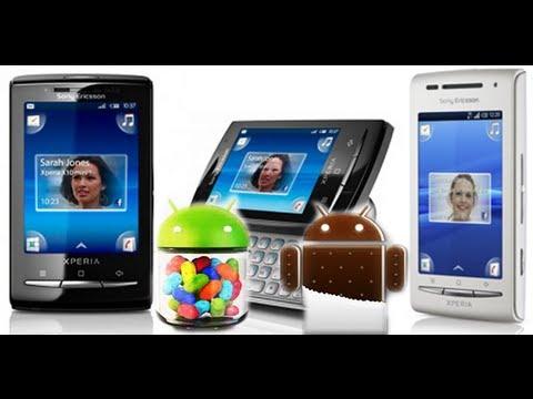 Xperia X10 Mini/Pro/X8 ICS/JB Upgrade (Official Guide)