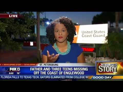 Coast Guard searching for father, 3 teen children off Sarasota Co coast   FOX 26 News Houston   KRIV