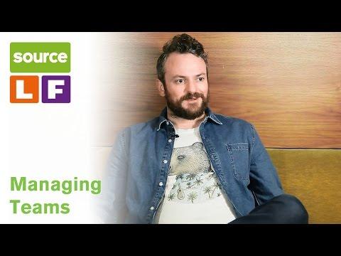 Managing Teams - Creative Director Rob Mosley - Nonsense