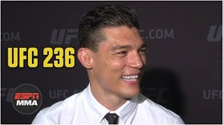 Alan Jouban back to do what he loves at UFC 236 | ESPN MMA