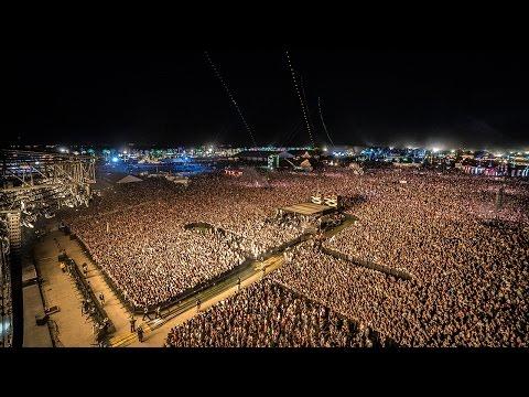 Kaskade @ Coachella 2015: Aerial Drone Footage