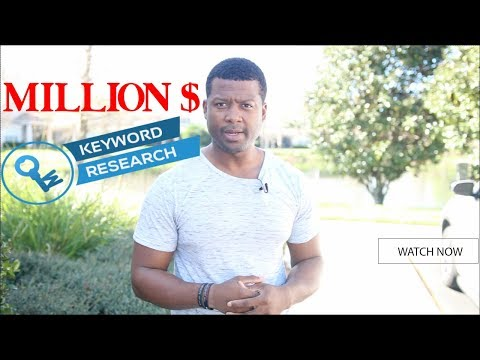 Keywords That Will Make You Millions With Youtube Videos