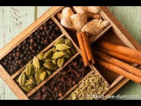 Masala Tea Powder/ Chai ka masala/ How to Make Tea Masala at Home - nehabisht's kitchen