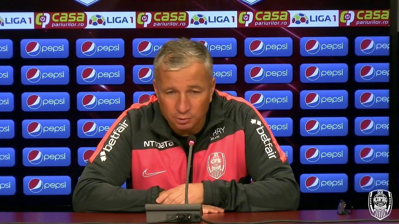 Dan Petrescu, prima reactie dupa ce a plecat de la CFR Cluj. Declaratii interesante