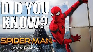 Did You Know? - Spiderman: Homecoming