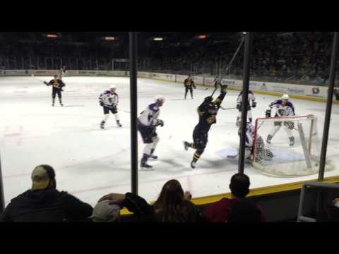 AHL PBruins OT Win over Monarchs