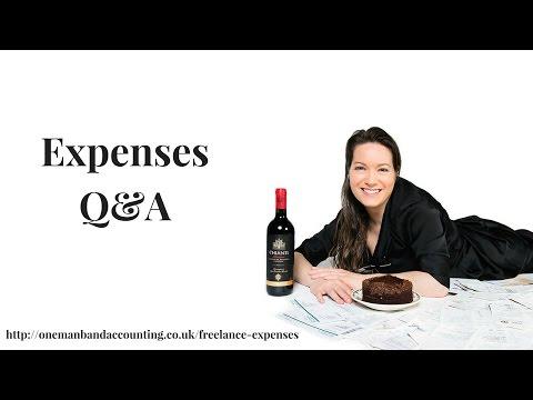 Expenses Q&A