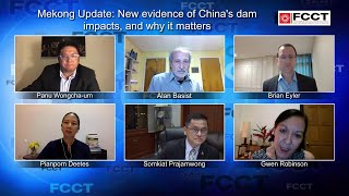 2020-04-23 New evidence of China's Dam Impacts on the Mekong and Why it Matters