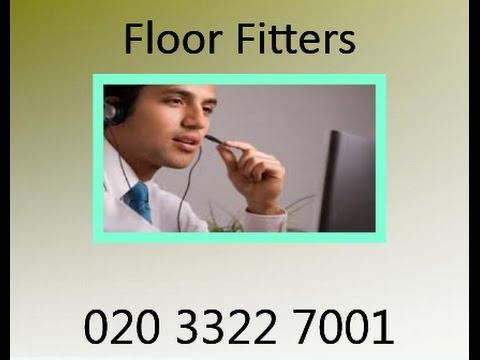 Laminate Floor Fitters In Westminster London