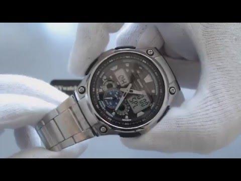 Men's Casio Analog Digital Watch AQ190WD 1AV