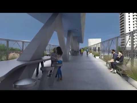 FIU Pedestrian Bridge