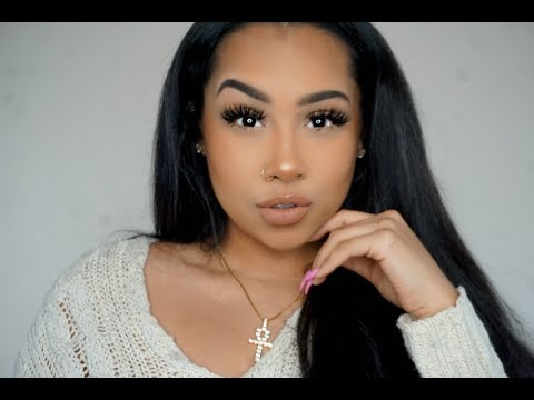 NO FOUNDATION...YES GIRL♡ EASY MAKE UP TUTORIAL | TheAnayal8ter