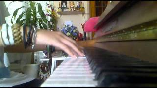 Oasis Slow Version (beast/b2st). By Ngân Hà; Piano Short`cover