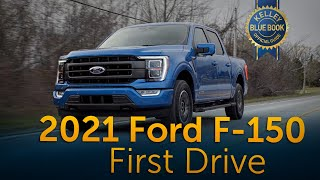 2021 Ford F-150 | First Drive