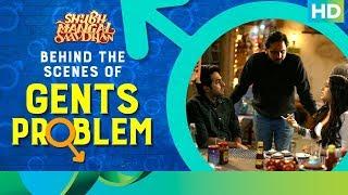 Behind the Scenes of Gents Problem! | Shubh Mangal Saavdhan | Ayushmann Khurrana & Bhumi Pednekar