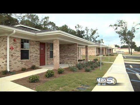 Expanding Help For Homeless Veterans