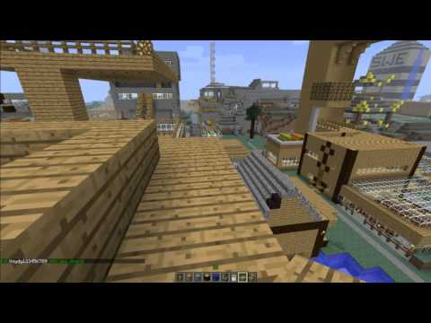 How to Make Japanese Roofs on Minecraft!