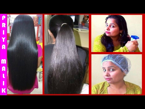 How To Grow Long and thick Hair Faster Naturally || Magical Hair Growth Treatment ~100% Works