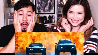 THE FATE OF THE FURIOUS Trailer #2 | Reaction & Discussion!