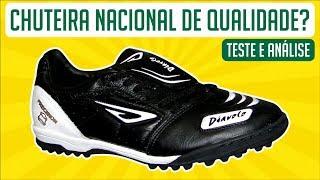 CHUTEIRA DIAVOLO PRECISION HG SOCIETY - TESTE E ANÁLISE   REVIEW - CAMISAS  E CHUTEIRAS 4567427c2f237