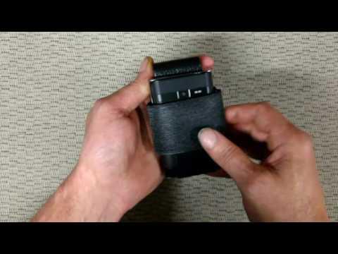 Straght Jacket Smart Phone Holster Demo Video