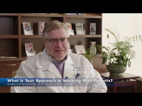 Dr. Zittergruen on His Approach in Working with Patients