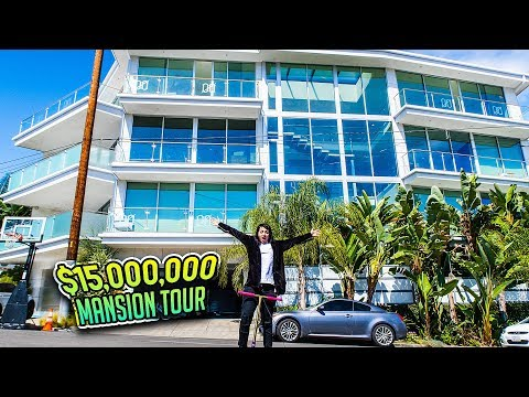 $15,000,000 CLOUT HOUSE ROOM TOUR...
