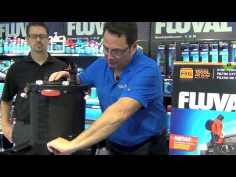 Fluval FX6 Aquarium Canister Filter Overview & Setup
