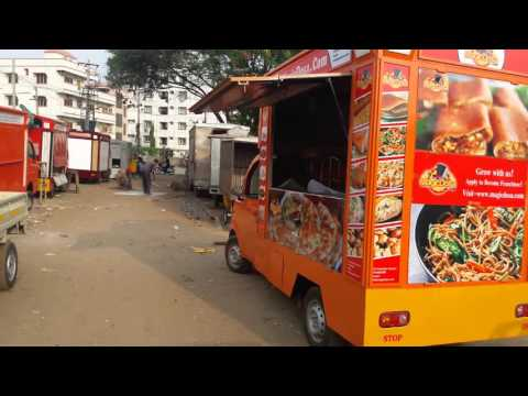 Food Truck supplier in Hyderabad call 9849077810