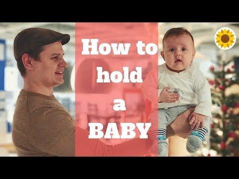 22 Arten sein Baby zu tragen || How to hold a  baby || Multimoms