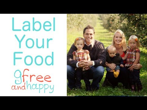 Gluten Free Labels & Babies (GFree and Happy Ep. 32)