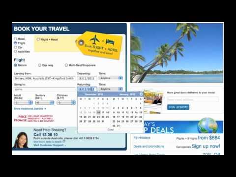 Mavens Portal checks out travel website 'Expedia'