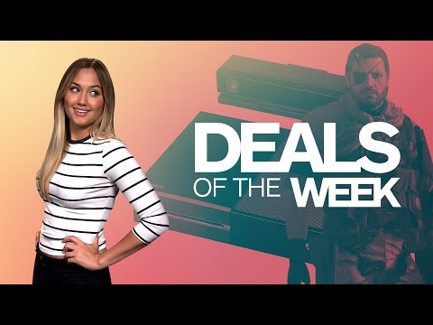 Deals on MGS 5 & X1/PS4 Console Bundles - IGN Daily Fix