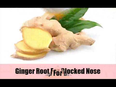 7 Home Remedies For Blocked Nose