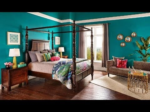 Gorgeous Decor For Your Home In Chocolate And Turquoise Tones